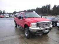 2002 Ford F-250 Super Duty Crew Cab 4X4 Our Location