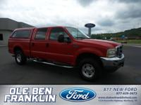Options:  2002 Ford Super Duty F-250 Crew Cab 4Wd|4