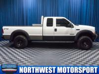 Clean Carfax Lifted 7.3L Diesel Truck with Backup