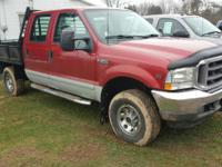 2002 Ford F-250 XLT. Serving the Greencastle,