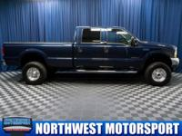 Clean Carfax One Owner 4x4 7.3L Diesel Truck with