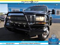 2002 FORD F350 LARIAT DUALLY 7.3L POWERSTROKE