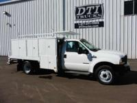 Just 43K Miles! Service/ Utility Trucks Mechanic Trucks