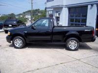 Options Included: 2002 Ford F-150 reg cab, short bed,