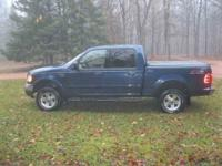 Very nice 2002 Ford King Ranch Lariat F150 4dr Pristine