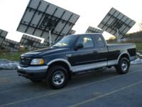 "Options Included: Incredibly clean 2002 F150 ""LARIAT"""