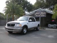 Options Included: N/AVERY NICE 2002 FORD F150 LARIAT