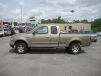 Options Included: N/A2002 Ford F150 featuring 4x4,