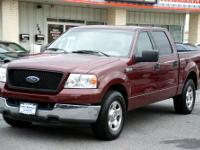 ***SPECIAL CLEARANCE SALE***F-150 XLT, 4.6L V8 EFI, and
