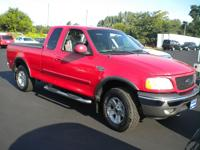 Options Included: N/AThis Bright Red XLT SuperCrew Is A
