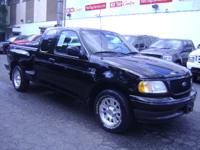 Options Included: $ 5,999.00 2002 FORD F150 EXTRA CAB