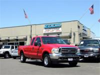 Our 2002 Ford F-250 Super Duty XLT SuperCab RWD is