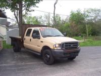 Options Included: N/ATHIS IS A F0RD F-450... NOT AN