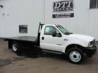 Only 79 093 Miles! Flatbed Trucks Flatbed Trucks 3863