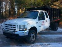 2002 Ford F550. 2002 Ford F550 design in great