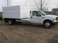 2002 Ford F550 Dump or Chip Truck 182,000 miles, 2