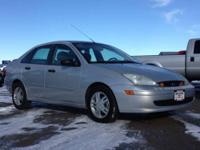 2002 Ford Focus 4dr Car SE Base Our Location is: