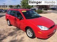 SPRING SAVING! Red Clean CARFAX. FWD *Non-Smoker, Local