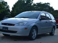 2002 Ford Focus SE Wagon. 16V 2.0 Liter engine,