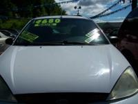 1 Owner NJ RUST FREE car !!!!!!! Great little white