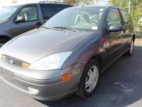 Options Included: N/A2002 FORD FOCUS ZX3 This car has