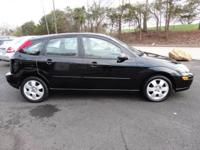 This 1-Owner 2002 Ford Focus ZX5 is in extra nice