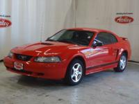 Options Included: N/AFord Mustang Coupe, this is
