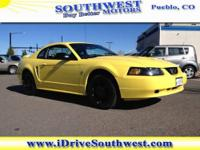 2002 Ford Mustang Car Standard Our Location is: