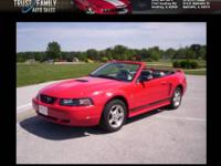 2002 Ford Mustang ( Convertible ) 3.0 V6 86xxx Miles