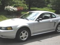 Options Included: Ford Mustang Deluxe 2 Door Coupe,