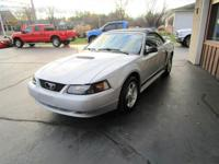 Options:  2002 Ford Mustang Deluxe 2Dr