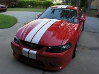 2002 Ford Mustang Roush 360R Stage Three. Serial #7145,