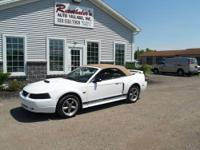 2002 Ford Mustang GT Convertible 4.6L V-8 Engine
