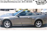 Ride Sporty This Summer 2002 Ford Mustang GT