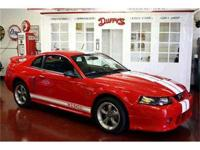 LESS THAN 5K MILES ON THIS STAGE 3 R 2002 Ford Mustang