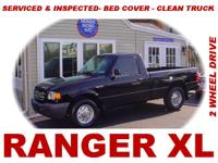 Options Included: AM/FM Radio2002 FORD RANGER 2WD -