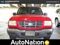 2002 Ford Ranger Our Location is: AutoNation Ford