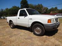 2002 Ford Ranger 02' Ford Ranger Pickup Truck 02' Ford