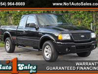 Options:  2002 Ford Ranger Edge|*** Warranty! Carfax