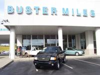 Options Included: N/AOne Owner Trade-In.. Buster Miles