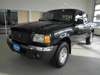Exterior Color: green, Body: Extended Cab Pickup,