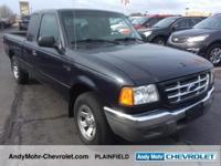 Priced below KBB Fair Purchase Price!  Ford Ranger