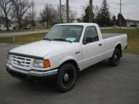 2002 Ford Ranger Regular Cab Long Bed VIN: