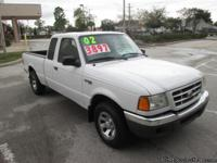 Ford Ranger XLT SuperCab 2WD  5 Speed Automatic