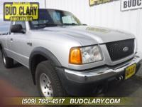 Keyless Entry, Accident Free Carfax History, 4X4, and