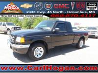 Options Included: Air Conditioning, 2WD, Clock,