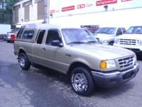 Options Included: $ 5,999.00 2002 RANGER EXTRA CAB VERY