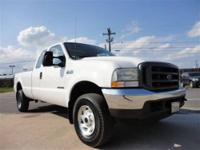THIS 2002 FORD F-350 XL JUST CAME IN. THIS 7.3L