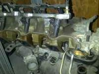 I have a nice used intake manifold with fuel injectors,