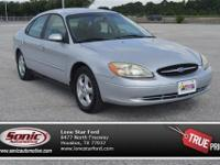 Grab a steal on this 2002 Ford Taurus SE Standard